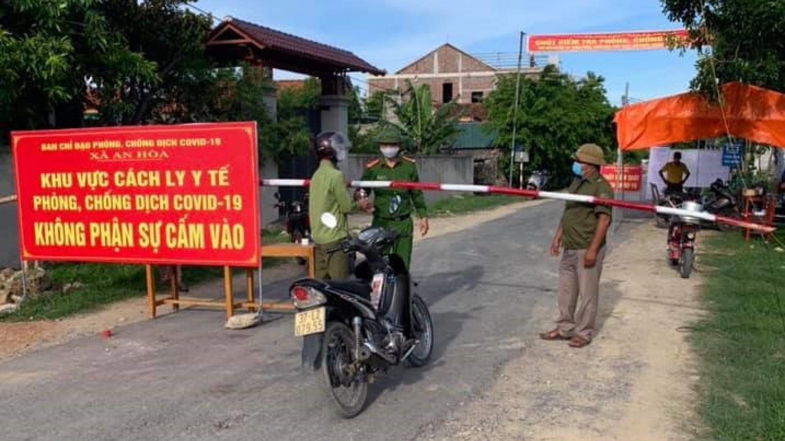 Sản phụ ở Nghệ An từng đến sinh tại Bệnh viện Minh An dương tính với SARS-CoV-2