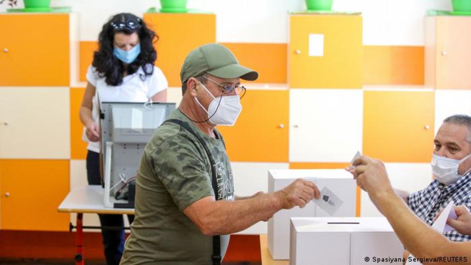 Đảng của thủ tướng Boyko Borissov thất bại trong cuộc bầu cử quốc hội Bulgaria