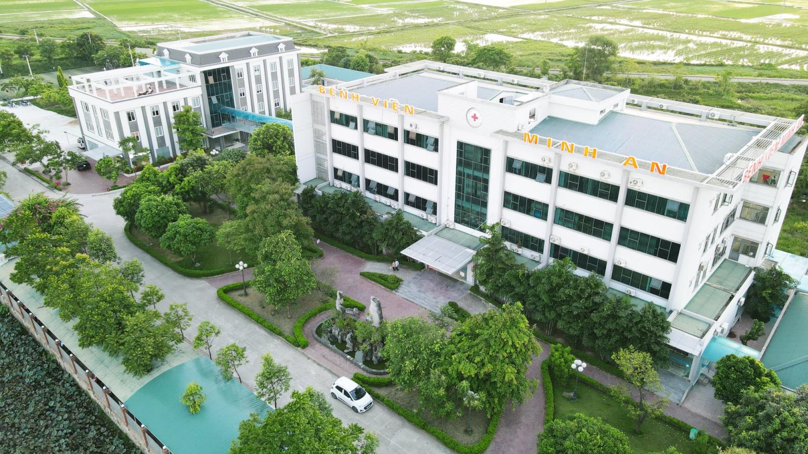 Người phụ nữ từng đến bệnh viện Minh An (Nghệ An) dương tính với SARS-CoV-2