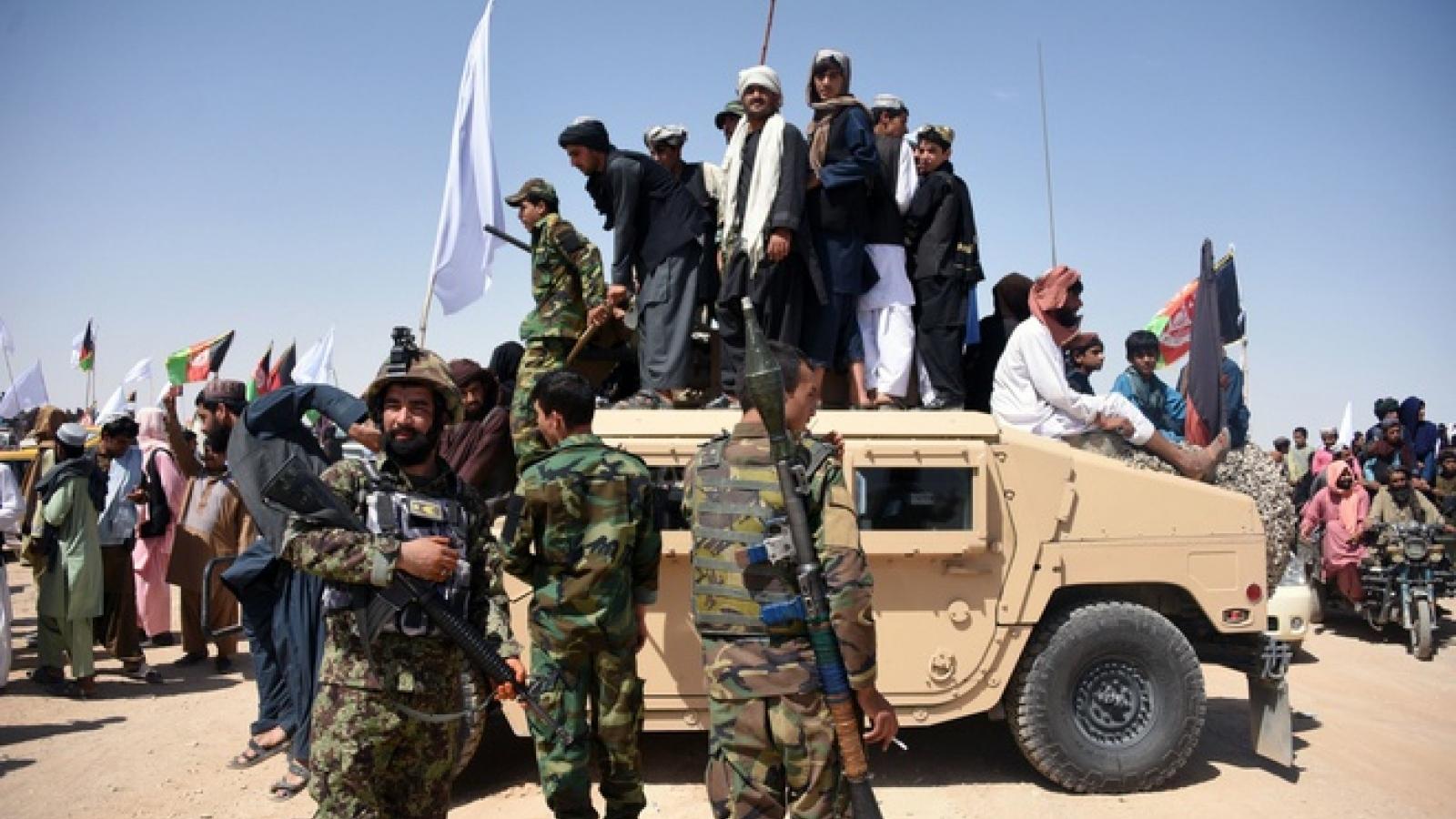 Afghanistan áp lệnh giới nghiêm