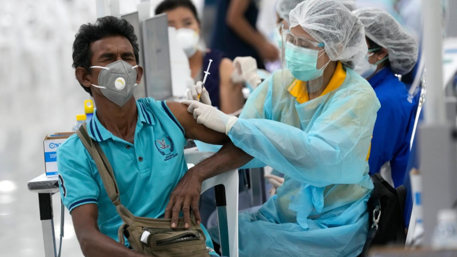 Khoảng 500.000 người ở Bangkok (Thái Lan) có thể đã mắc Covid-19 không triệu chứng