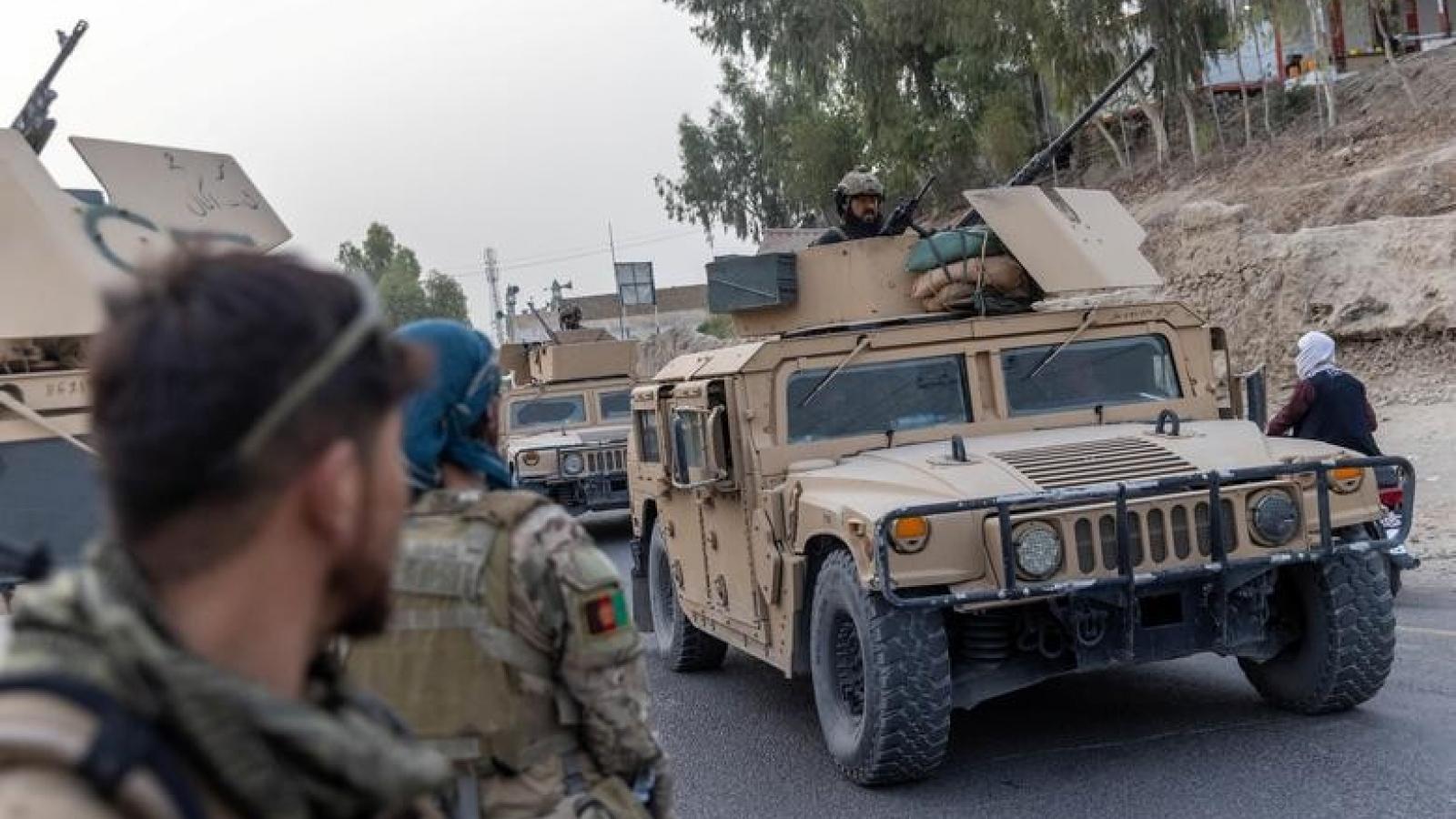 NATO khởi động chương trình huấn luyện Đặc nhiệm Afghanistan ở Thổ Nhĩ Kỳ