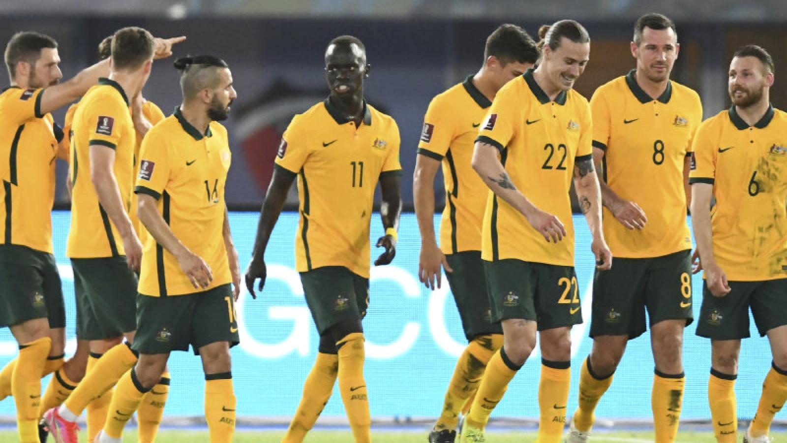 Vì Covid-19, đối thủ của ĐT Việt Nam khó đá sân nhà ở vòng loại World Cup 2022