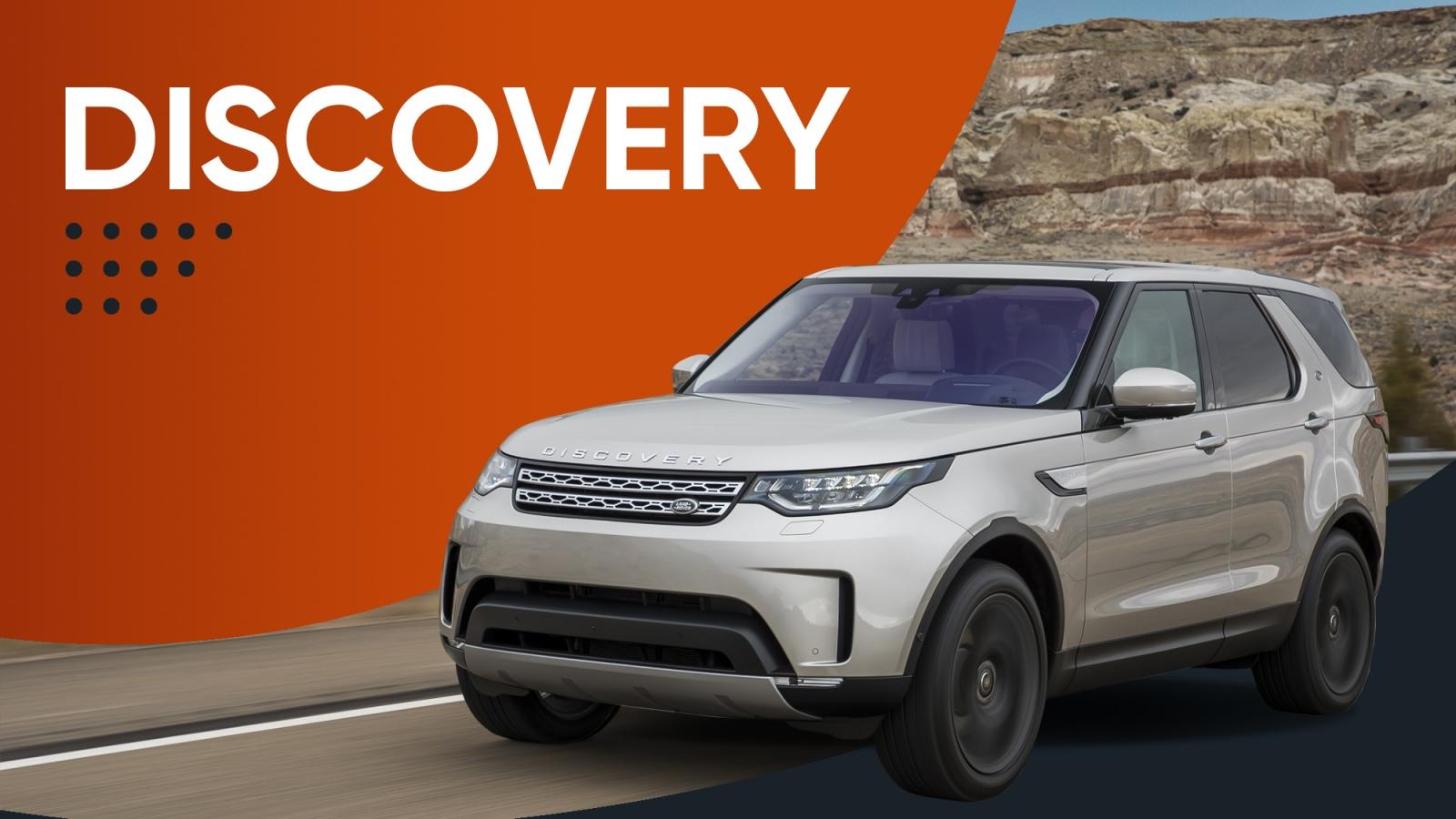 Discovery - Mẫu xe SUV 7 chỗ hạng sang linh hoạt nhất của Land Rover