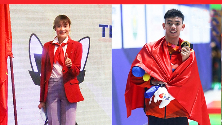 Two athletes to hold national flags at 2020 Tokyo Olympics opening ceremony