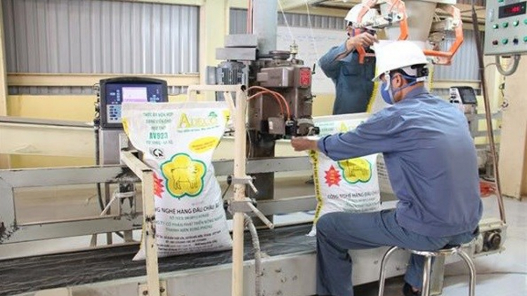 Animal feed exports see surge in H1