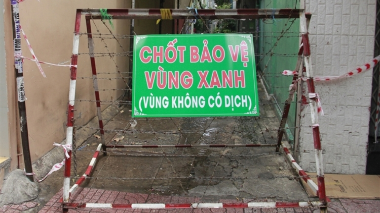 HCM City strictly protects pandemic-free areas against COVID-19