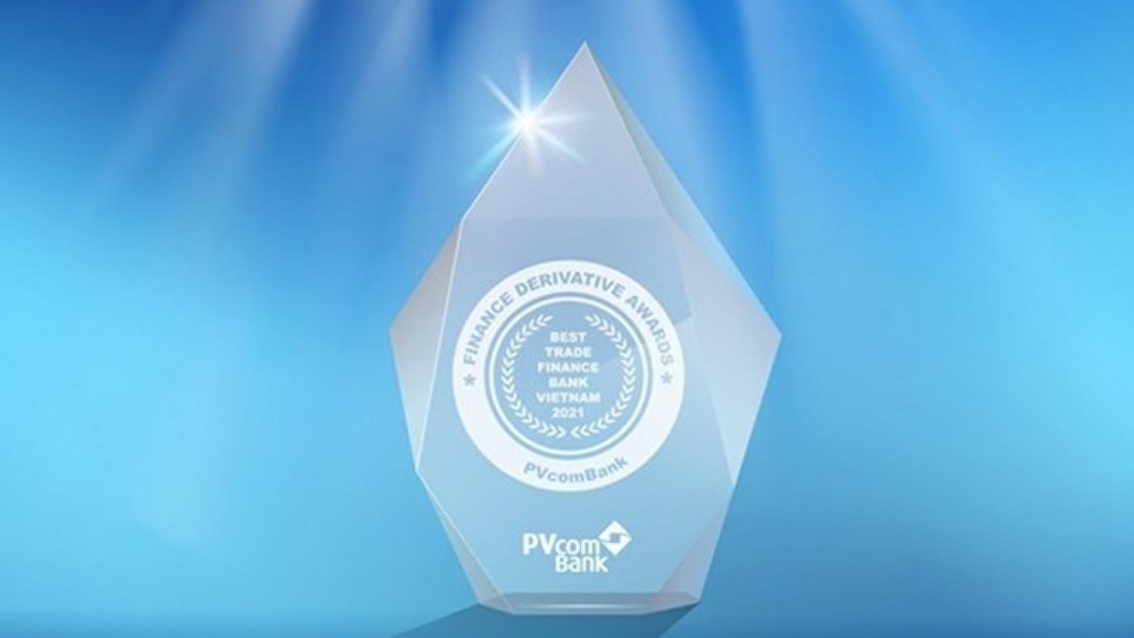PVcomBank wins prestigious international awards