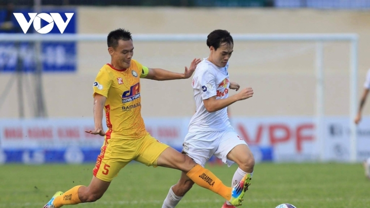 V.League 1 yet to come back due to rising COVID-19 threats