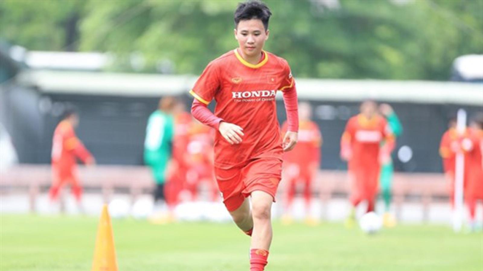Training kicks off for Vietnamese women's football team