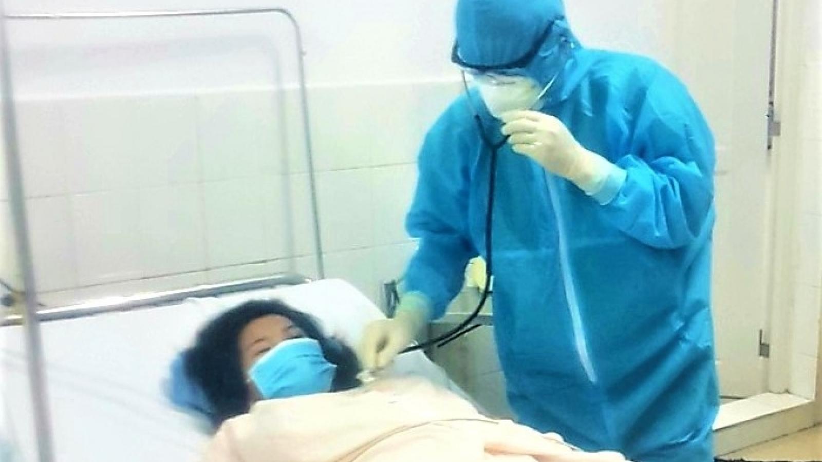 Mộtsản phụ nghi mắcCOVID-19 được phẫu thuật bắt con an toàn