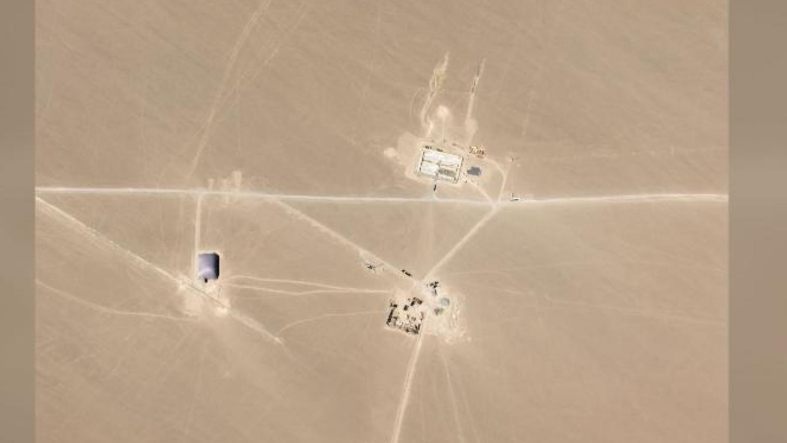 """""""Bãi hầm phóng tên lửa hạt nhân thứ 2 của Trung Quốc"""" trong báo cáo khoa học của Mỹ"""