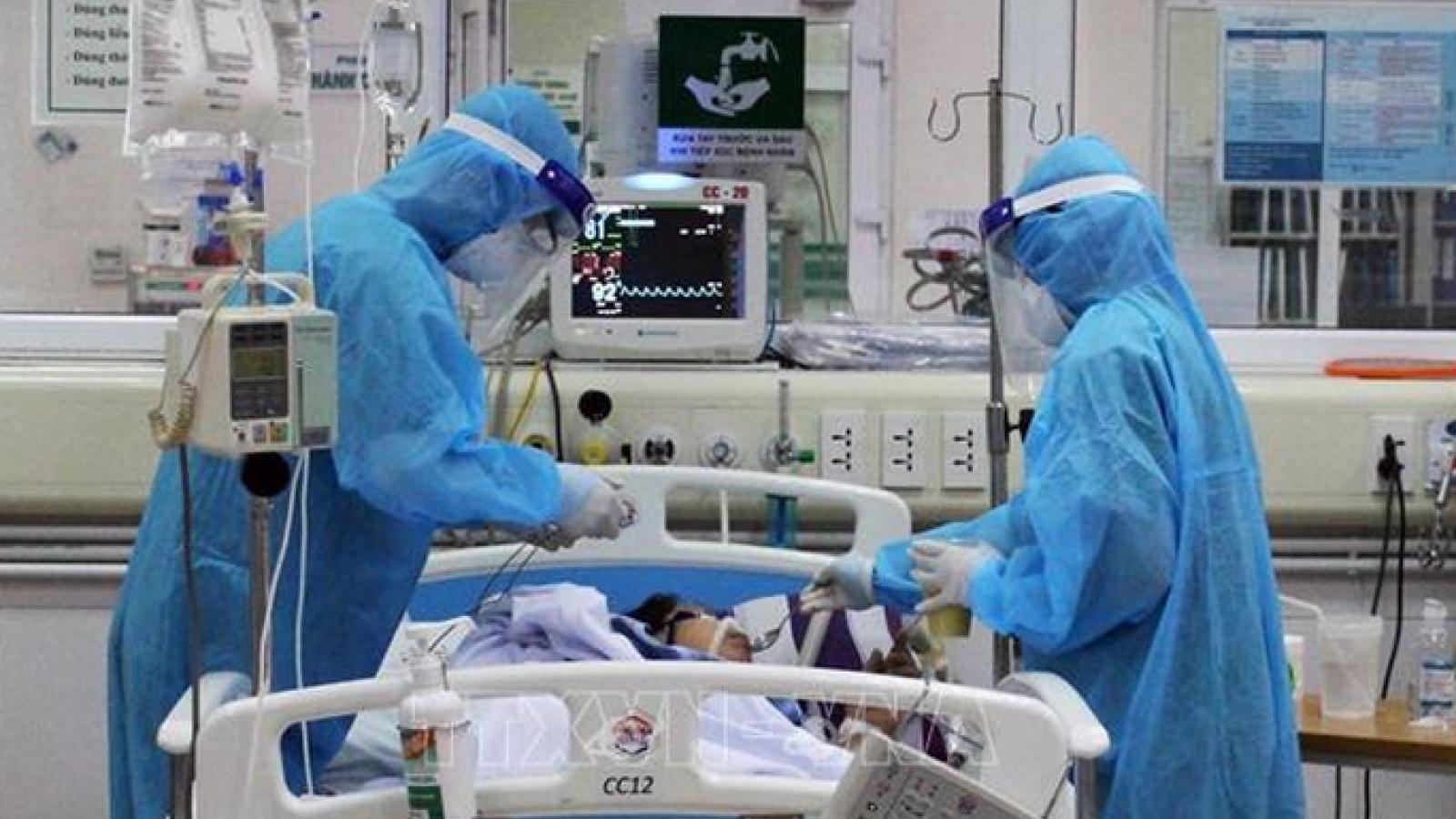 Vietnam records four more COVID-19 deaths
