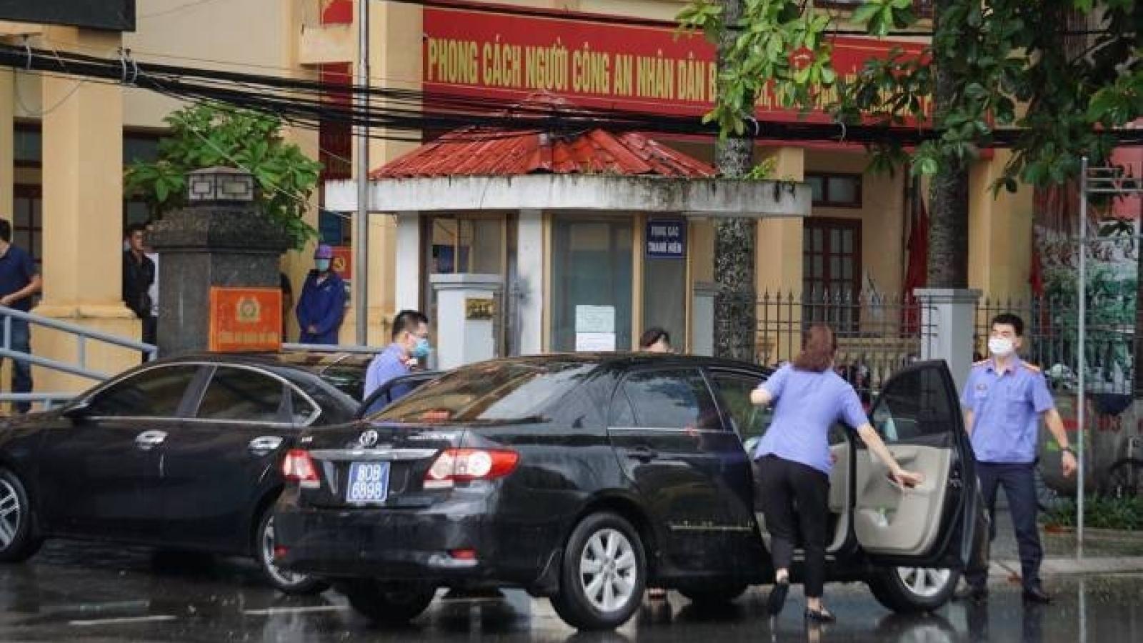 Bắt Phó Trưởng Công an Đồ Sơn về hành vi làm sai lệch hồ sơ vụ án