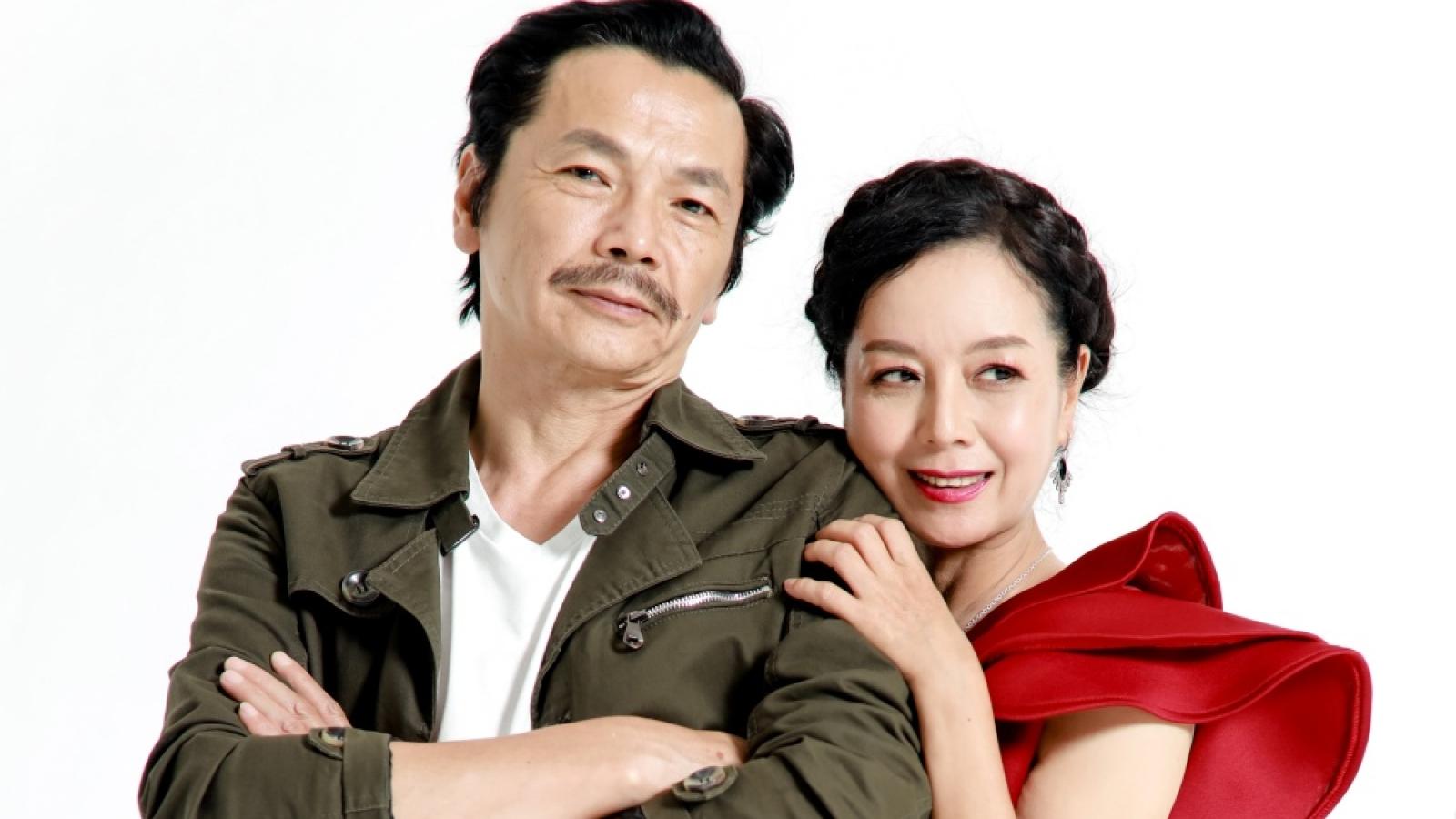 NSND Trung Anh gây bất ngờ với vai diễn ngoại tình cùng NSƯT Chiều Xuân