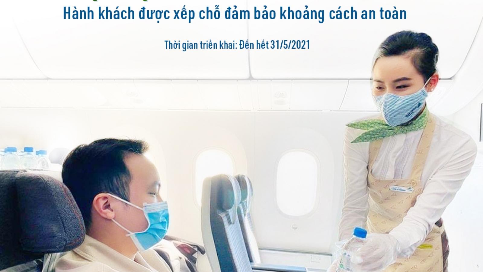 Bamboo Airways bay đúng giờ, ít chậm hủy chuyến nhất 6 tháng đầu năm