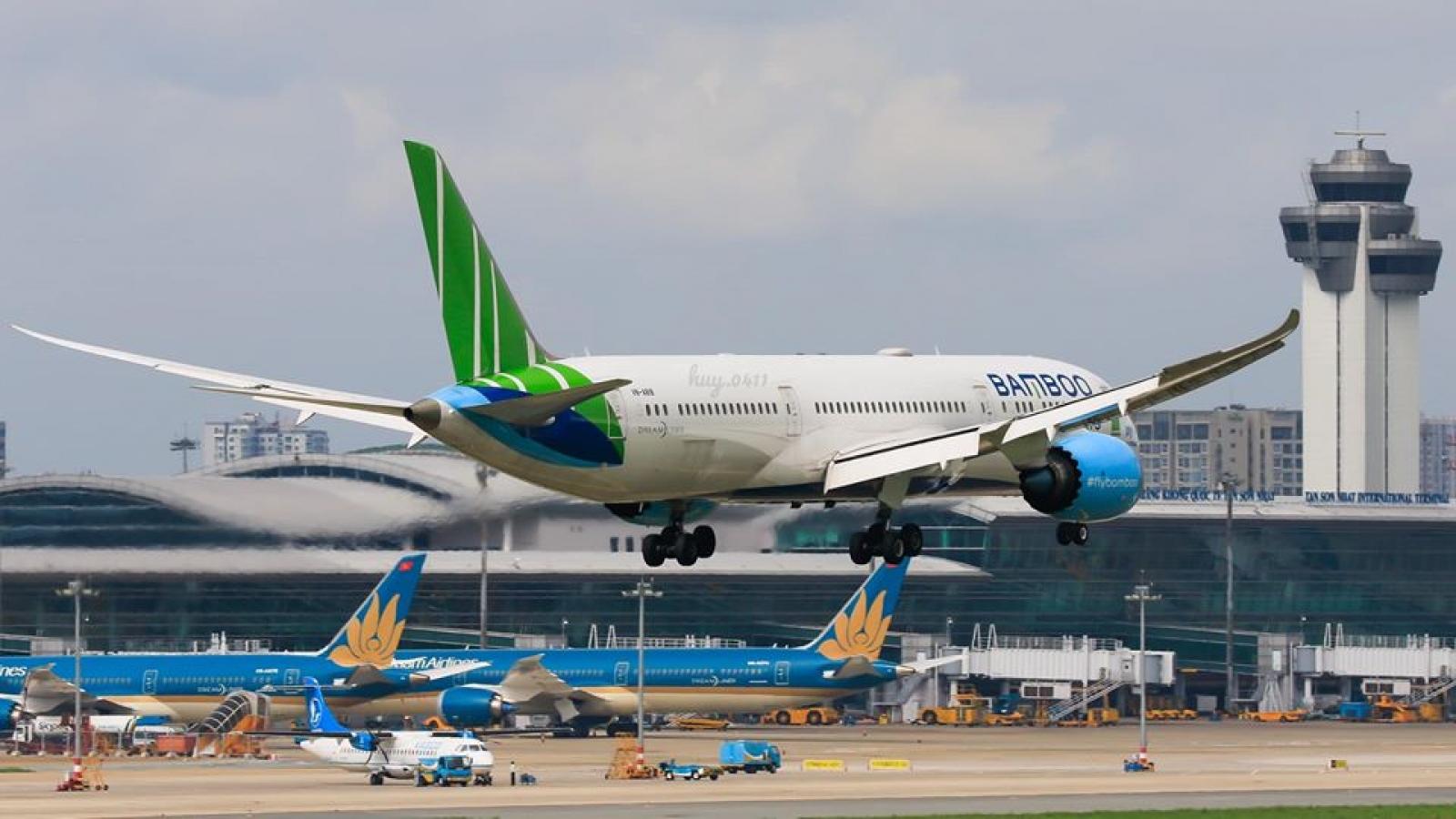 Đề xuất dừng nhiều đường bay từ phía Nam ra Hà Nội để chống dịch Covid-19