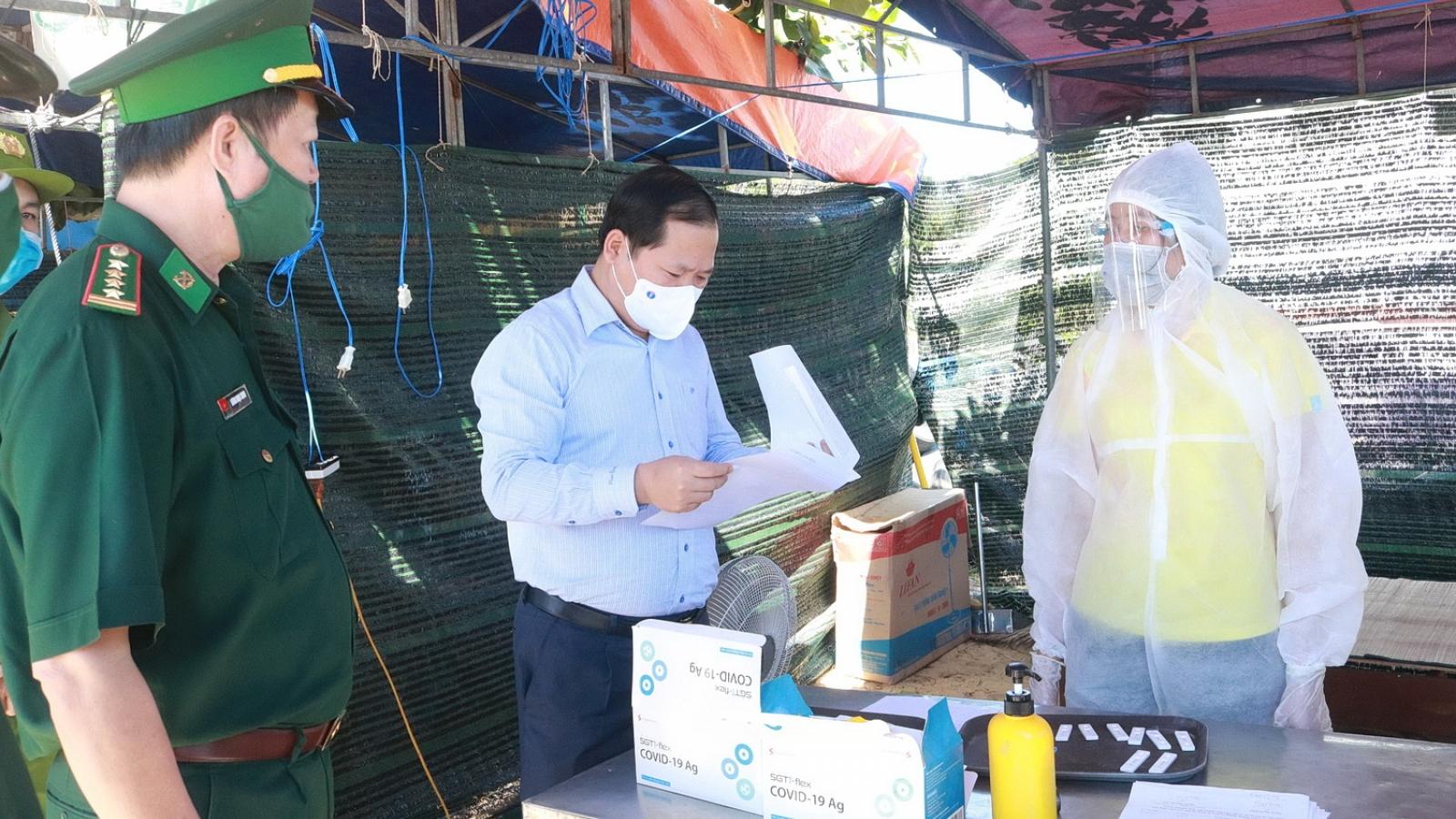 5 nhân viên trong 1 trạm y tế xã ở Bình Định mắc Covid-19