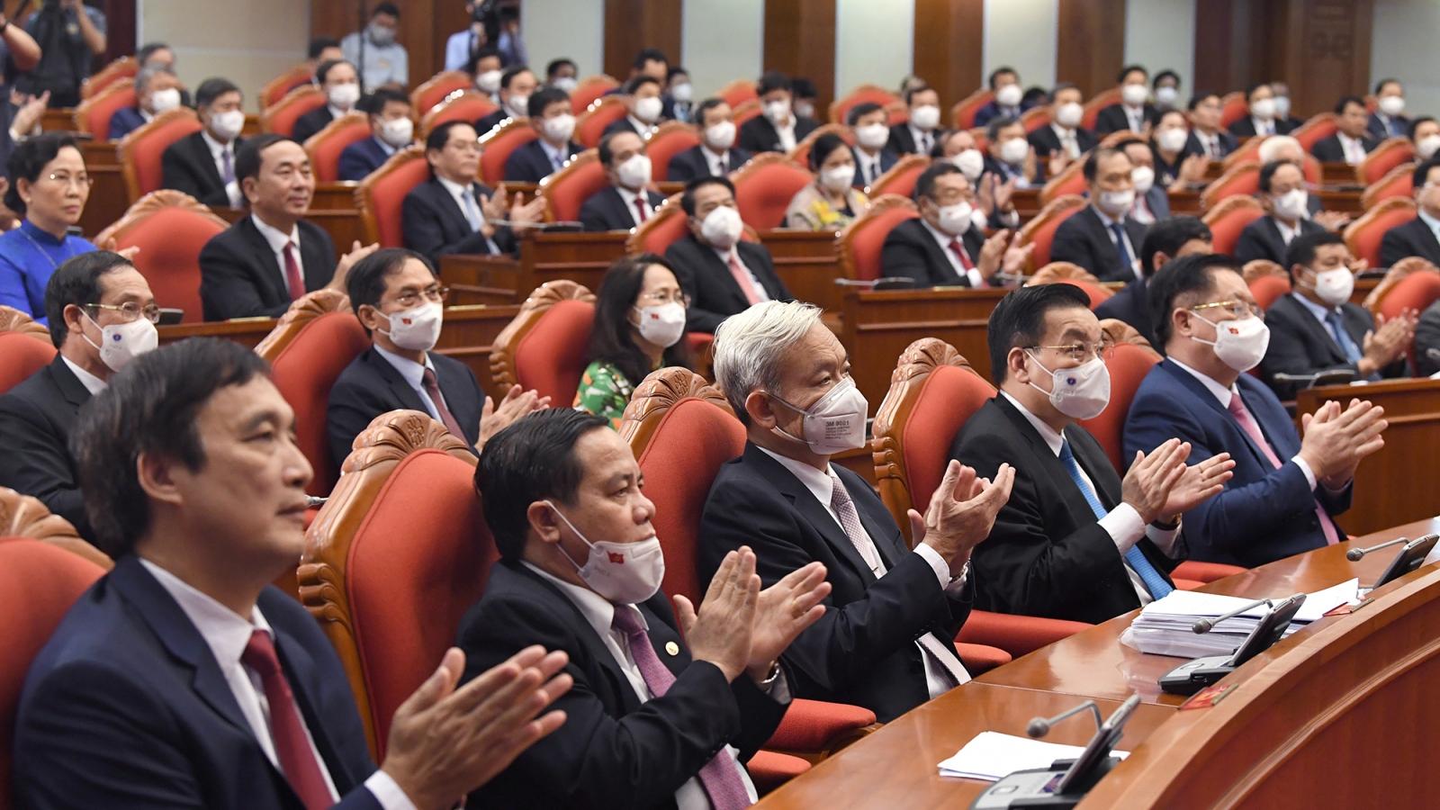 Trung ương nhất trí giới thiệu bổ sung 23 nhân sự cấp cao trình Quốc hội