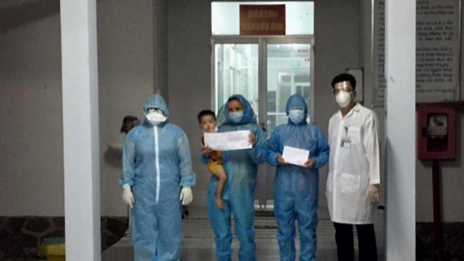 3 bệnh nhân Covid-19 ở Hậu Giang được điều trị khỏi bệnh