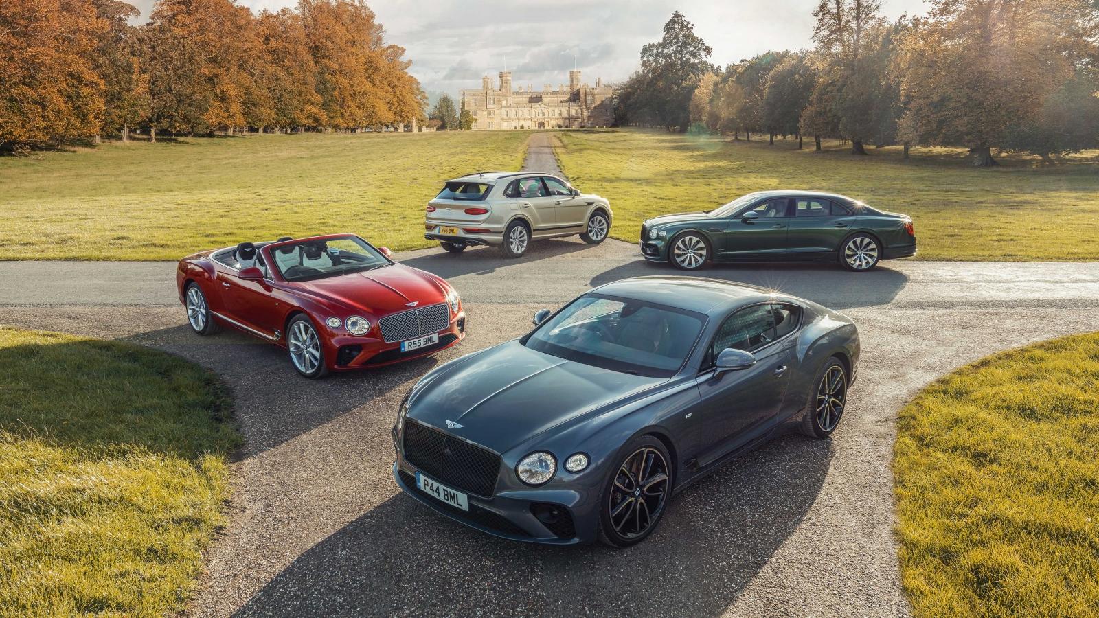 Bất chấp Covid-19, Bentley vẫn đạt doanh số kỷ lục trong nửa đầu năm 2021