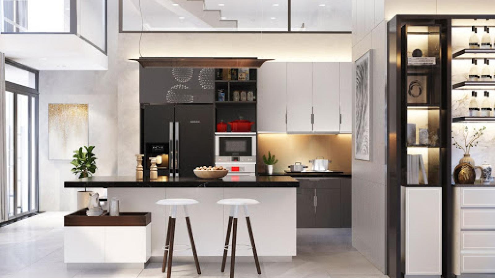 Những cách đơn giản mà hiệu quả giúp làm mới căn bếp