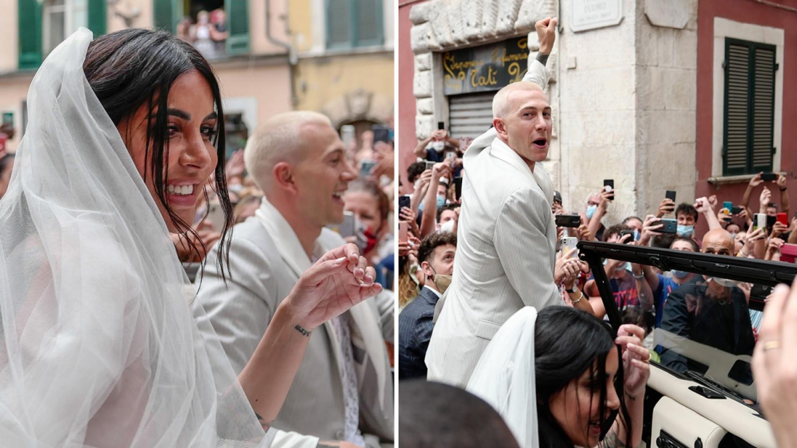 Người hùng ĐT Italia làm đám cưới sau chức vô địch EURO 2021