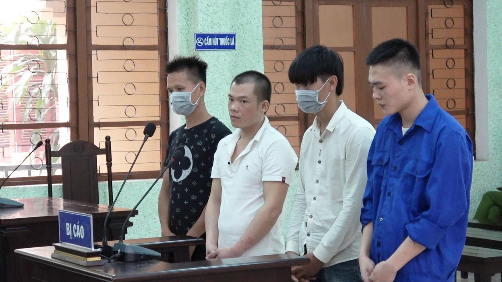 35 năm tù giam cho cácđối tượng đưa người xuất cảnh trái phép