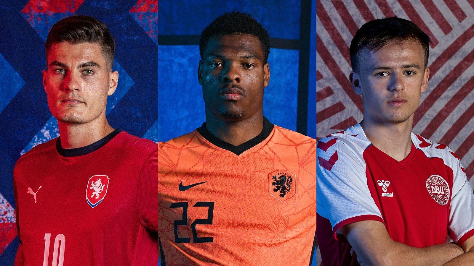 """6 """"ngôi sao"""" ở EURO 2021 có thể cập bến Ngoại hạng Anh"""