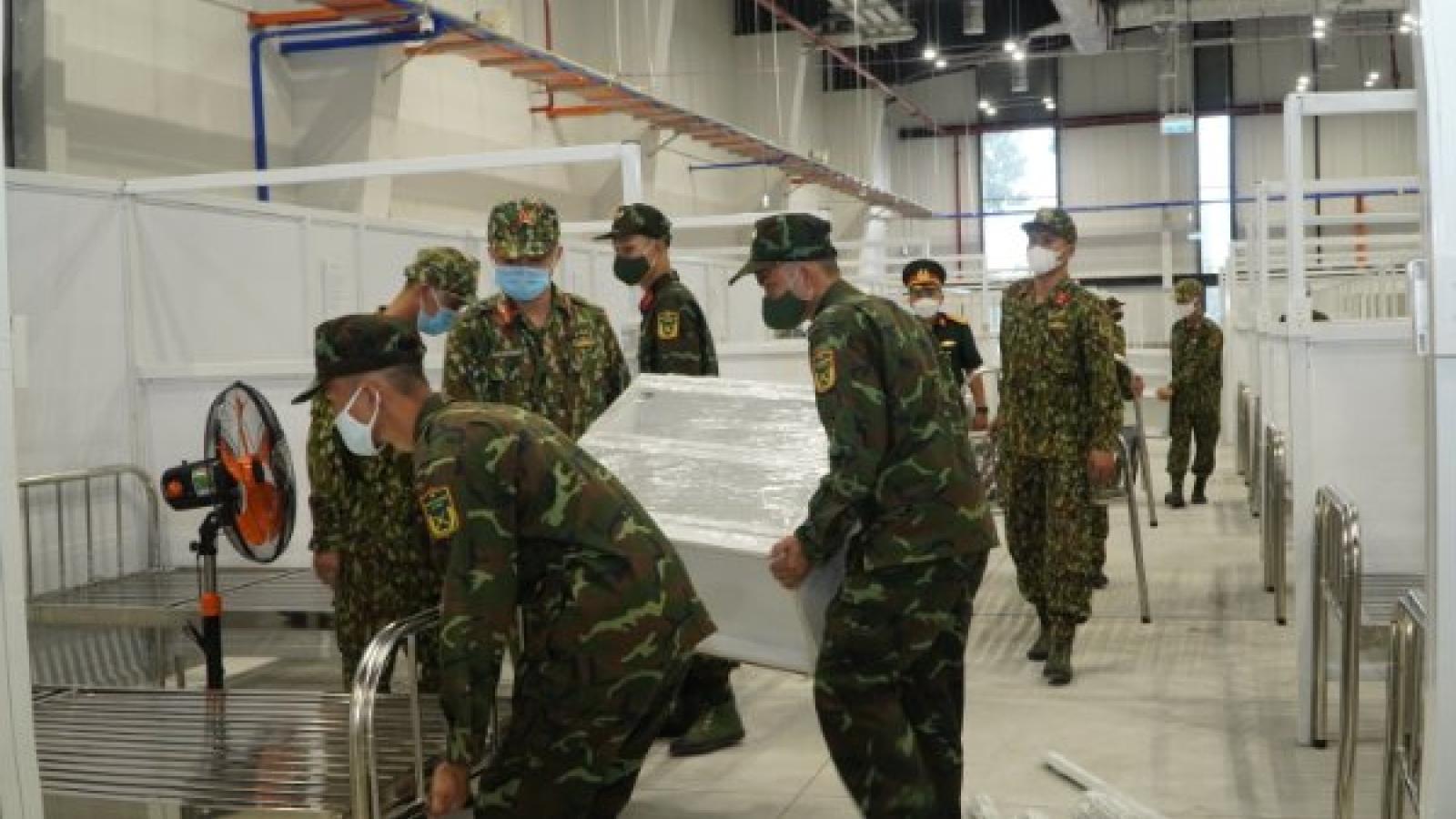 Bình Dương thêm 2 bệnh nhân Covid-19 tử vong, Bình Phước có thêm 6 ca dương tính