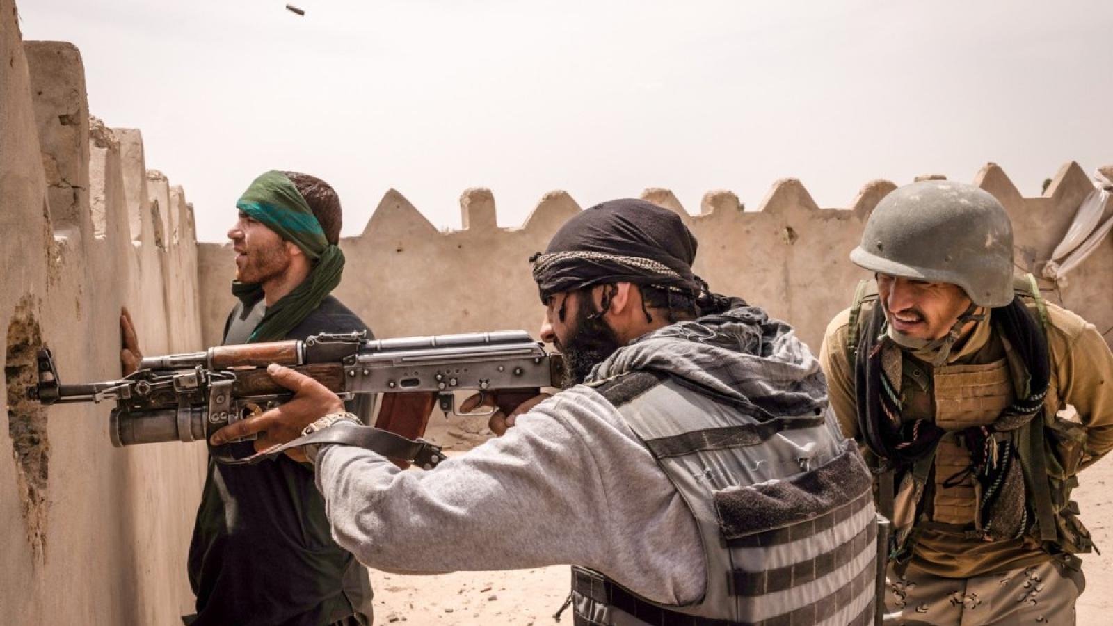 """""""Thùng thuốc súng""""  Afghanistan"""