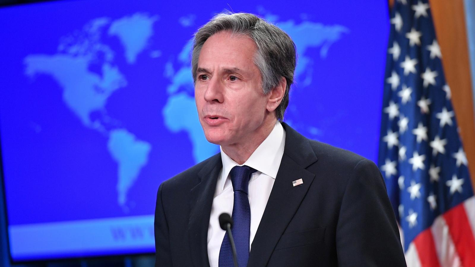 Mỹ cam kết bảo vệ Philippines, cảnh báo hành động phi pháp của Trung Quốc ở Biển Đông