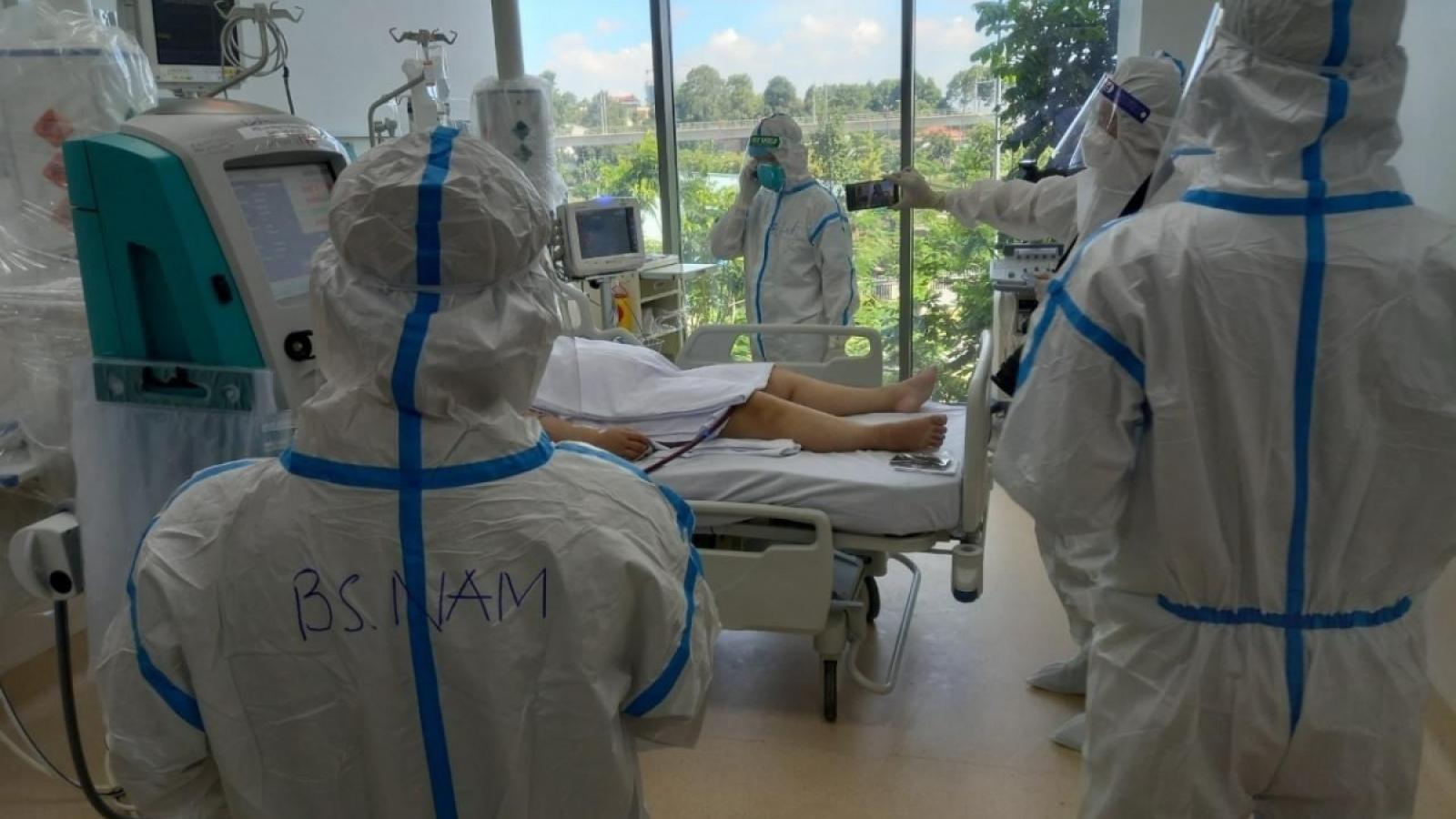 """""""Phân tầng chính xác các bệnh nhân COVID-19 sẽ giảm tỷ lệ bệnh nhân nặng, tử vong"""""""