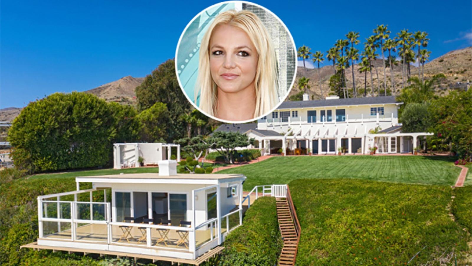 """Biệt thự nơi Britney Spears quay MV """"Sometimes"""" được rao bán với giá hơn 44 triệu USD"""