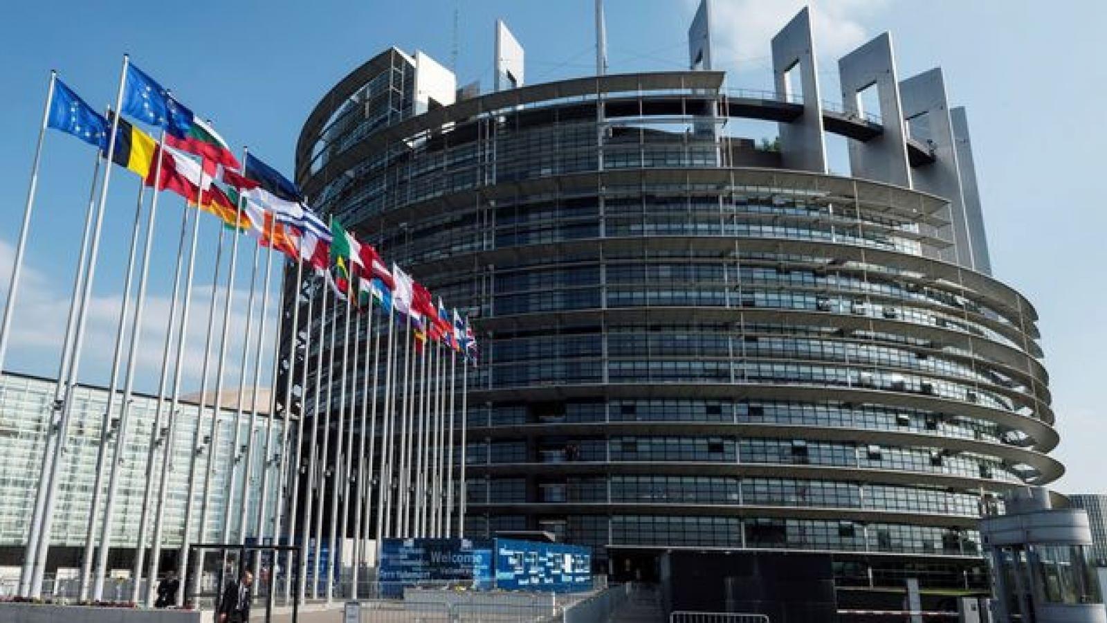 """Châu Âu tung chiến lược """"Một châu Âu kết nối toàn cầu"""", đối trọng với BRI của Trung Quốc"""