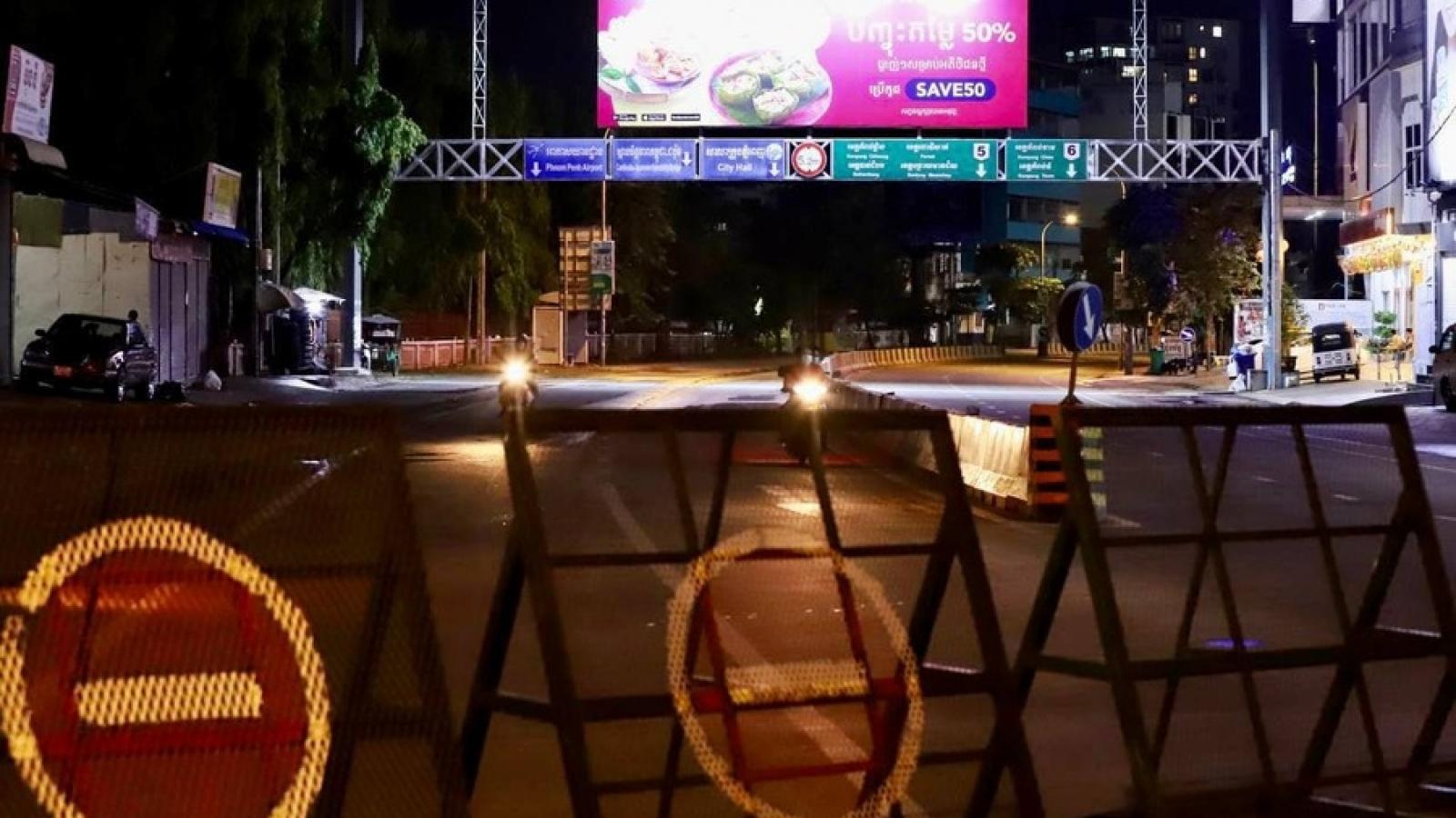 Campuchia vẫn chưa đạt được miễn dịch cộng đồng