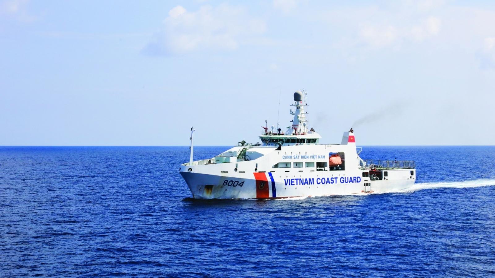 Việt Nam nói gì về khả năng bổ sung nhân viên nữ vào lực lượng cảnh sát biển?