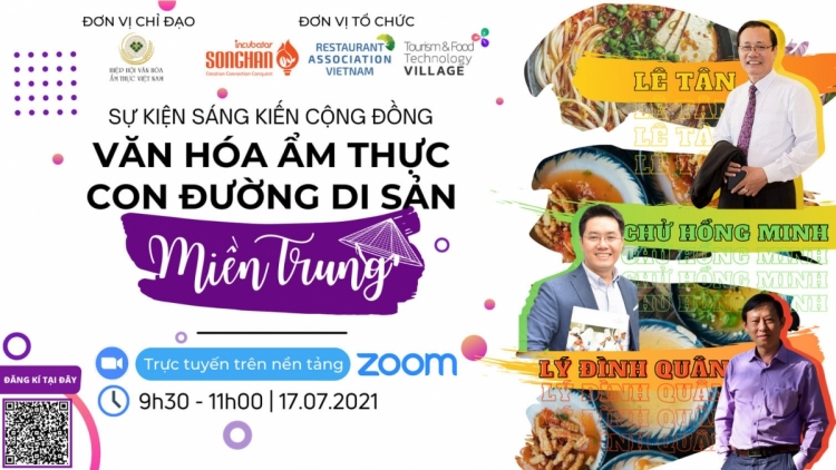 Array of events to promote culinary arts in central region