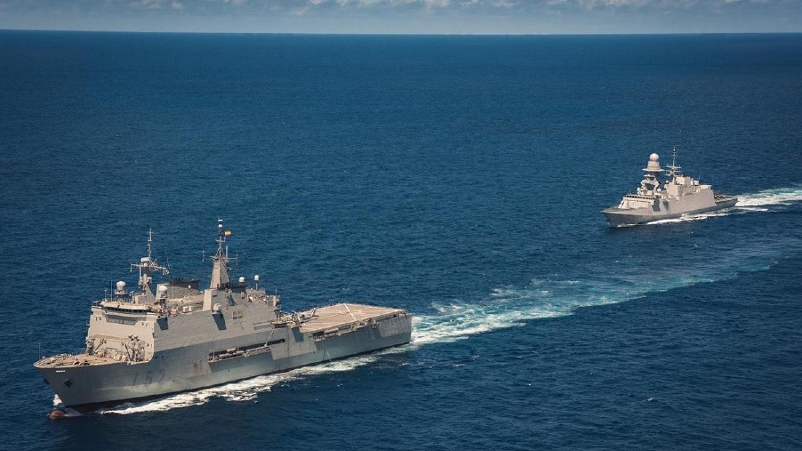 Hơn 80% thủy thủ trên một tàu khu trục Hàn Quốc dương tính SARS-CoV-2
