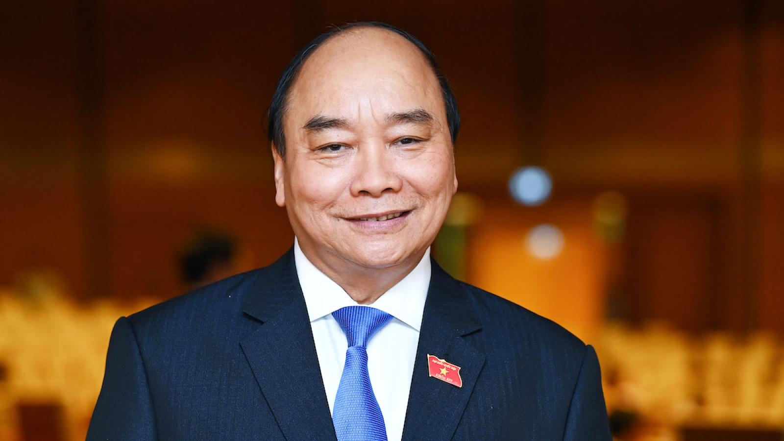 Tiểu sử tóm tắt của Chủ tịch nước Nguyễn Xuân Phúc