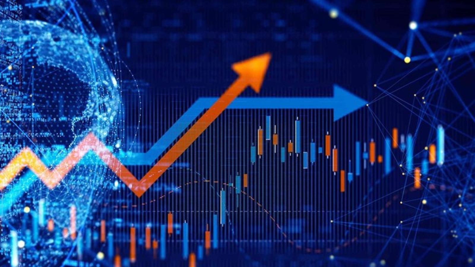 VN-Index thử thách ngưỡng 1.300 điểm