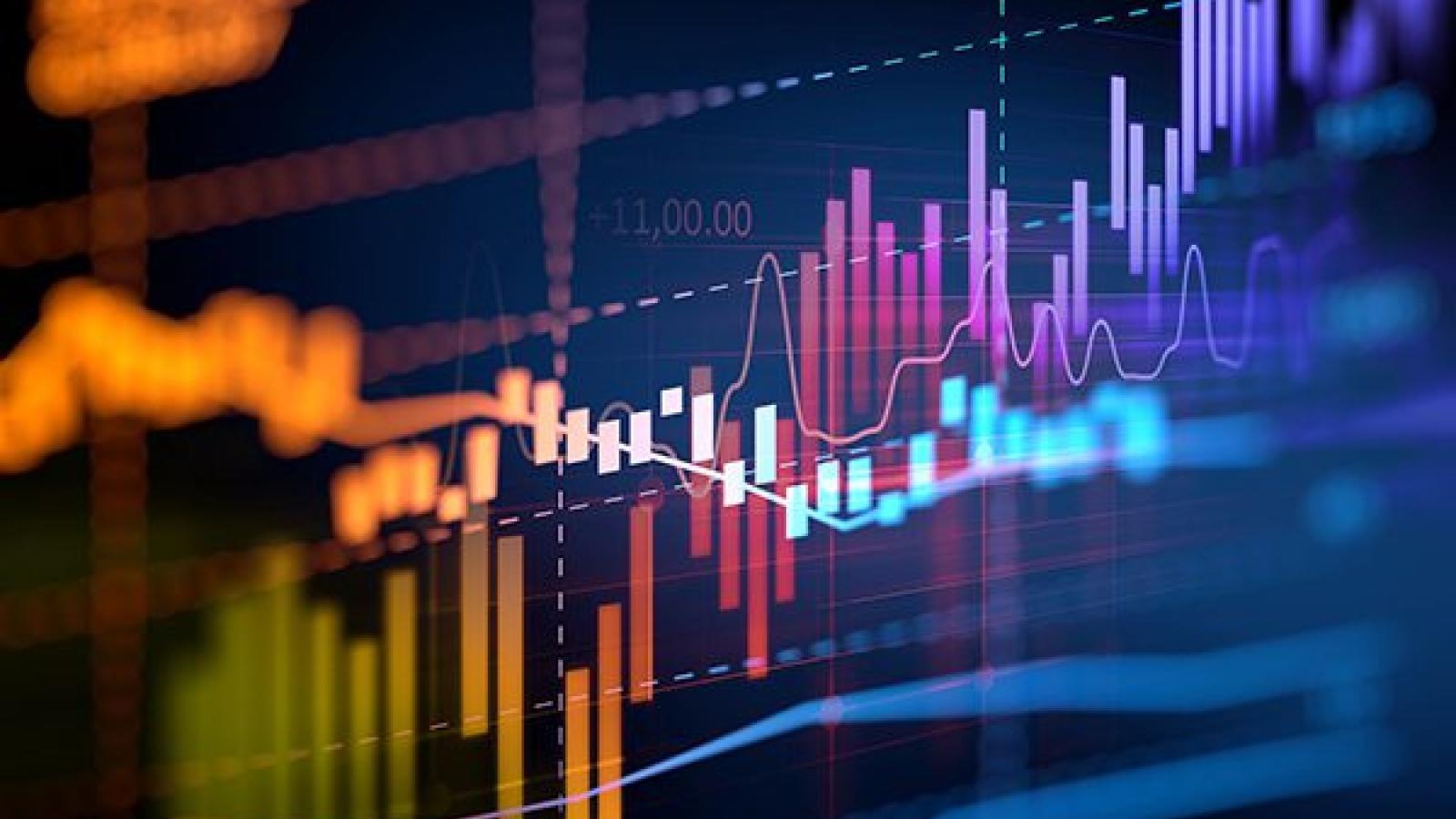 Khối lượng giao dịch chứng khoán phái sinh tăng 15% trong nửa đầu năm 2021