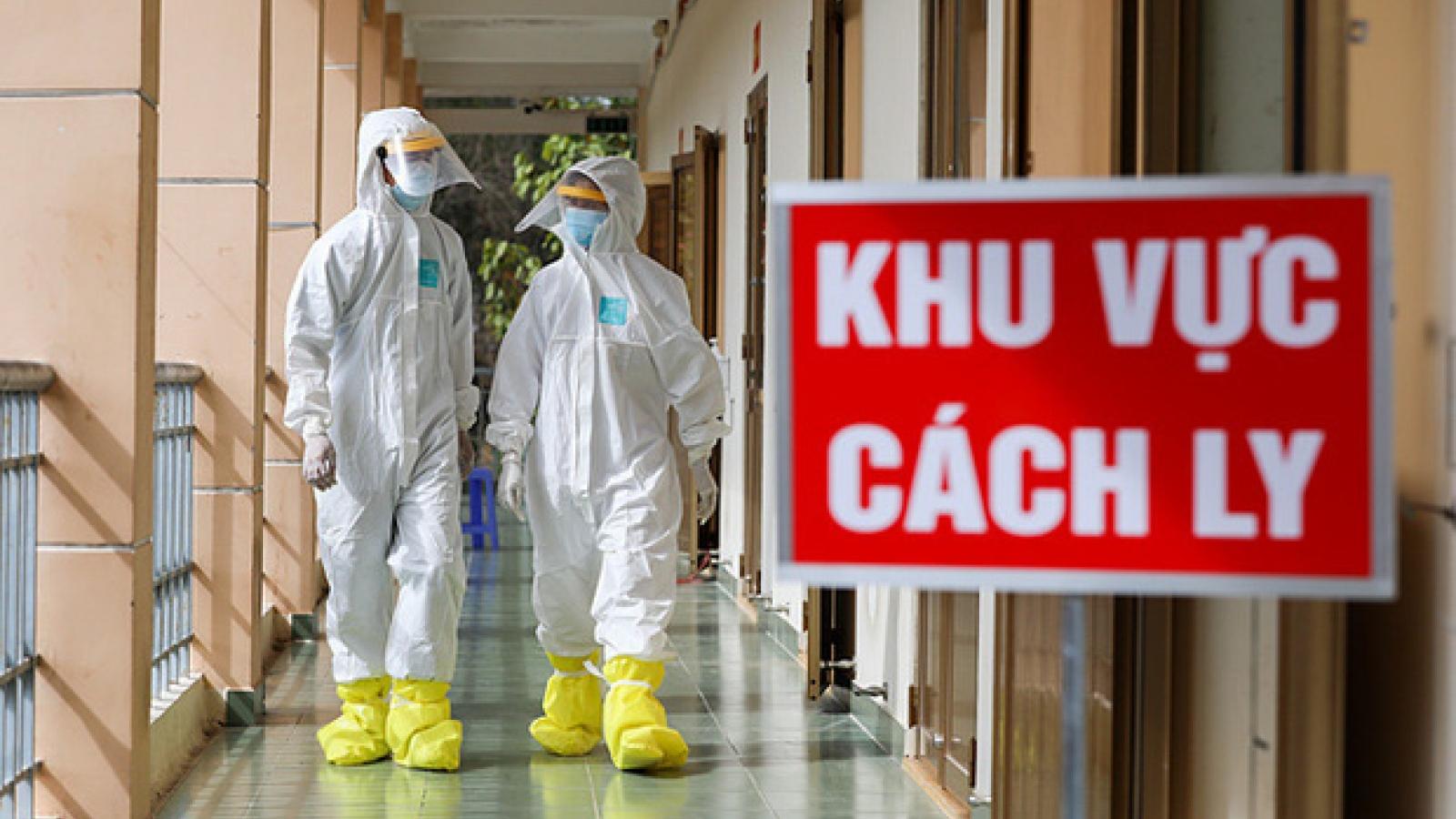 Lai Châu có 1 bệnh nhân tái dương tính với SARS-CoV-2