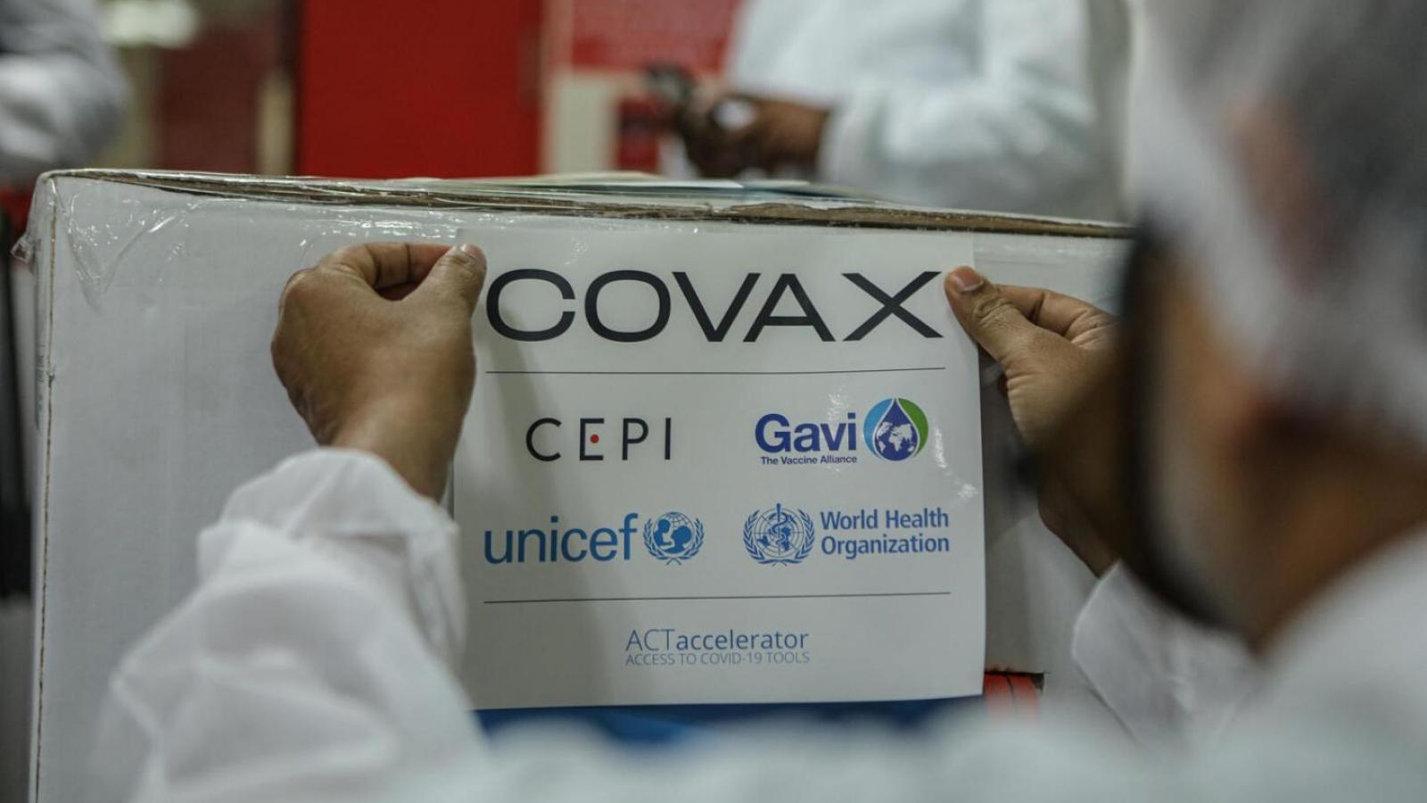 Tăng cường đóng góp vaccine cho COVAX, thế giới đoàn kết vượt qua Covid-19