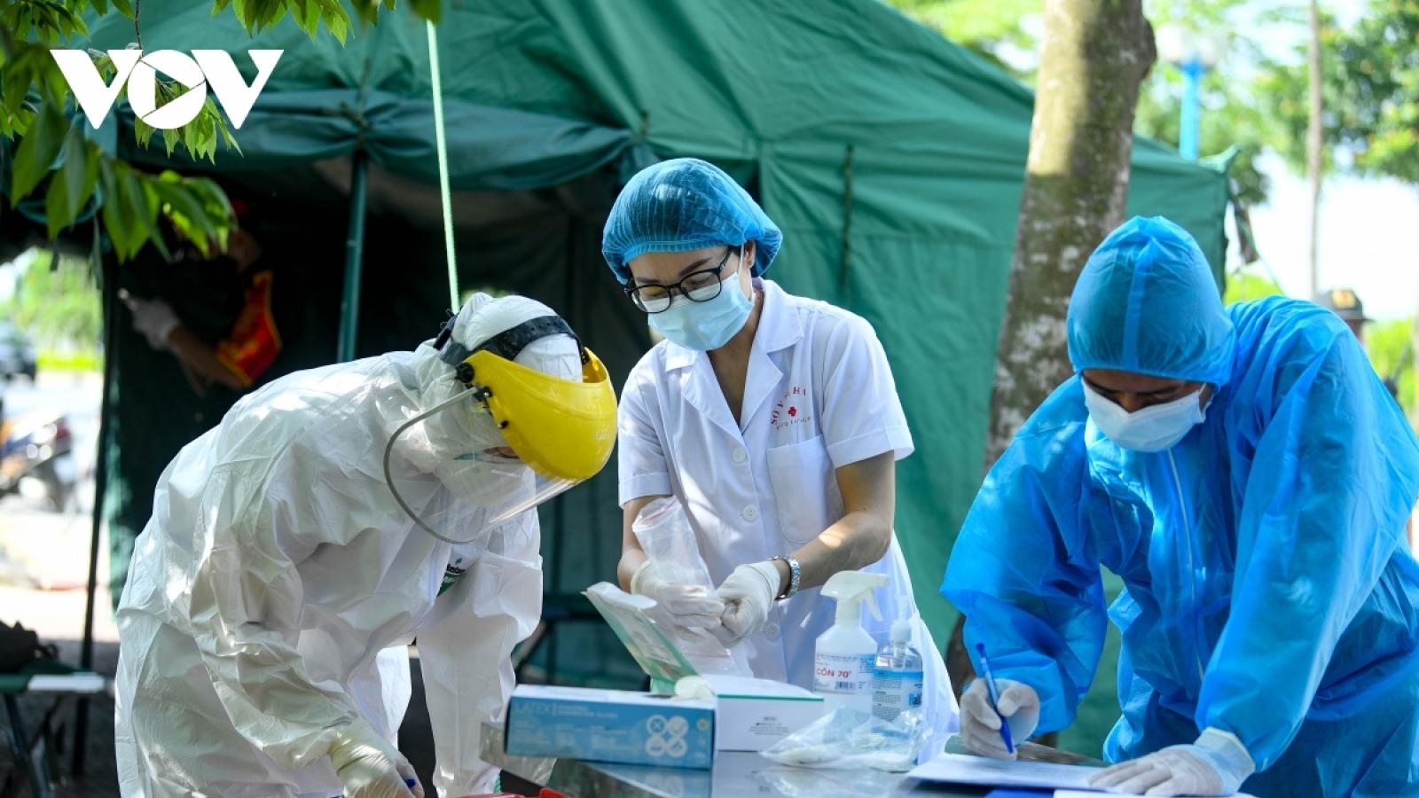 Trong ngày 24/7, Việt Nam có 7.968 ca mắc COVID-19 mới, TP.HCM nhiều nhất 5.396 ca