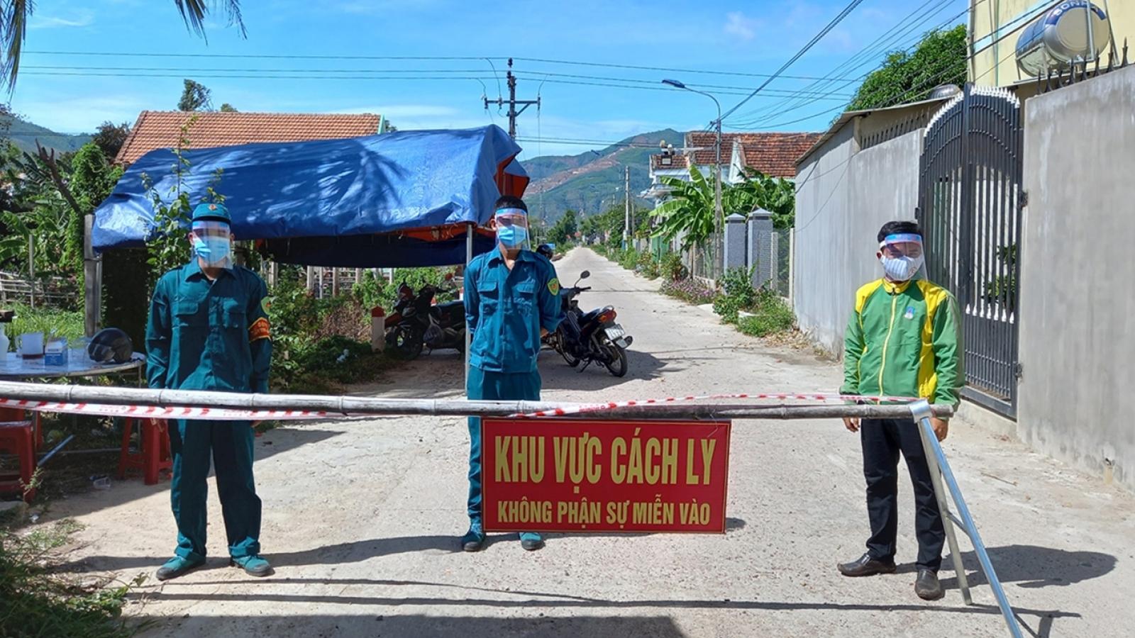 Thị xã An Nhơn, tỉnh Bình Định giãn cách xã hội theo Chỉ thị 16