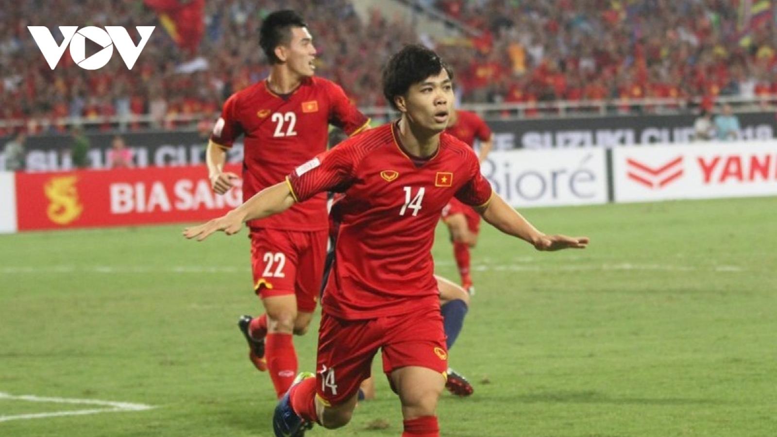 Công Phượng vắng mặt trong danh sách sơ bộ ĐT Việt Nam dự vòng loại World Cup 2022