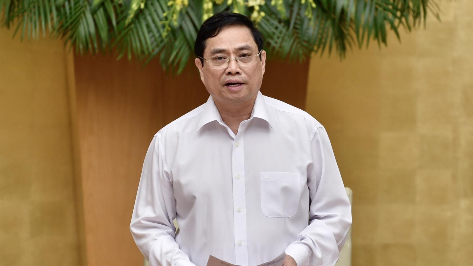 Thủ tướng: Cần chủ động, linh hoạt, sáng tạo, hài hòa giữa chống dịch và phát triển KT-XH