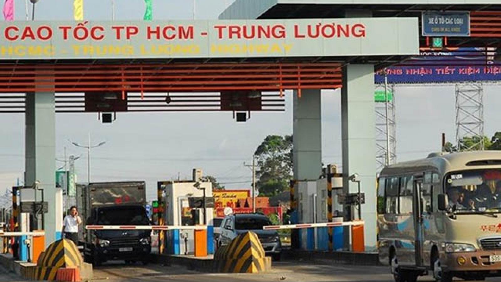 Trưng dụng 4 trạm dừng nghỉ tại Long An, Tiền Giang làm chốt kiểm dịch lái xe chở hàng
