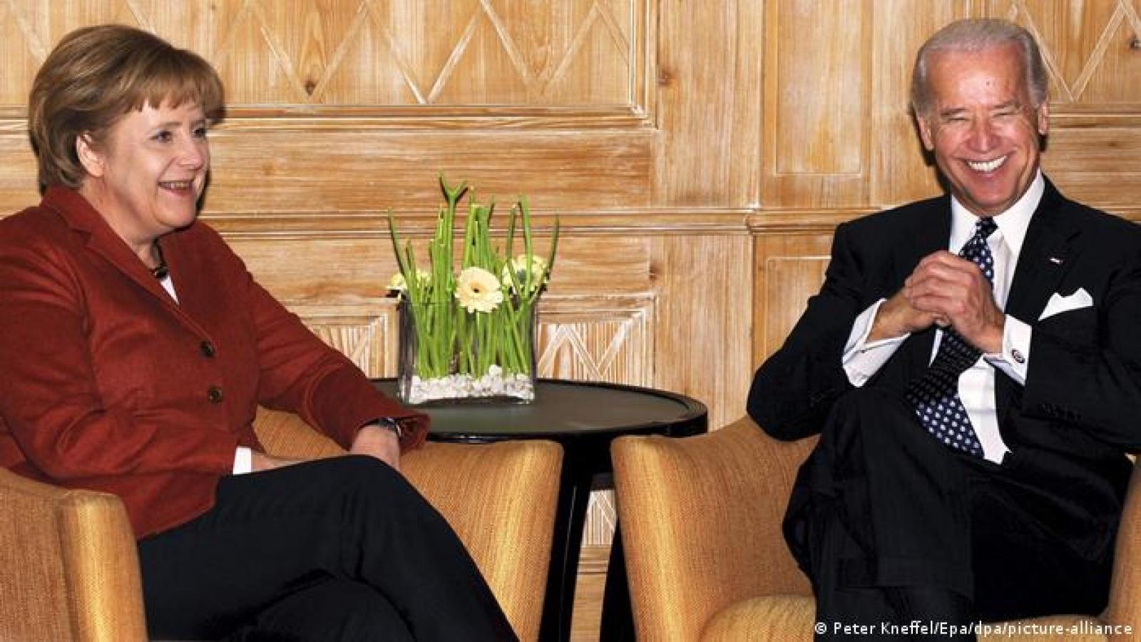 Thủ tướng Đức thăm Mỹ: Chuyến thăm mang tính biểu tượng kết nối 2 bờ Đại Tây Dương